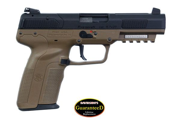 New Fn 57 Five Seven Fnh Black Or Fde Guns Guns Guns At Calibers
