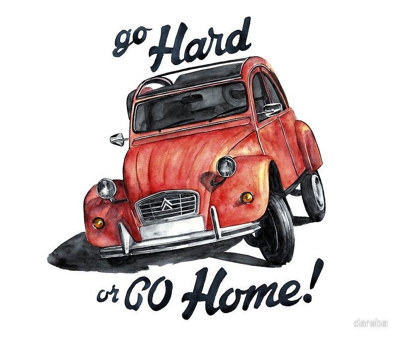 Bilderesultat For 2cv Travel Mug Car Cartoon Citroen 2cv Classic Cars