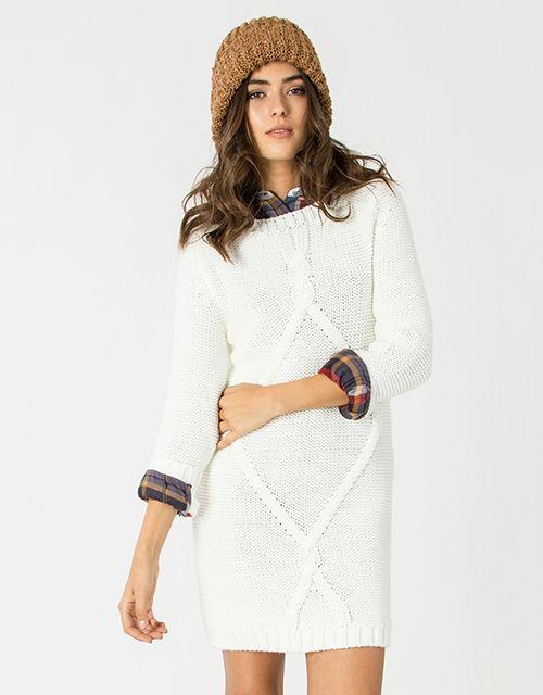 cc64c829665 12 chic μάλλινα φορέματα, που θα φορέσεις αυτή την εποχή | Joy ...