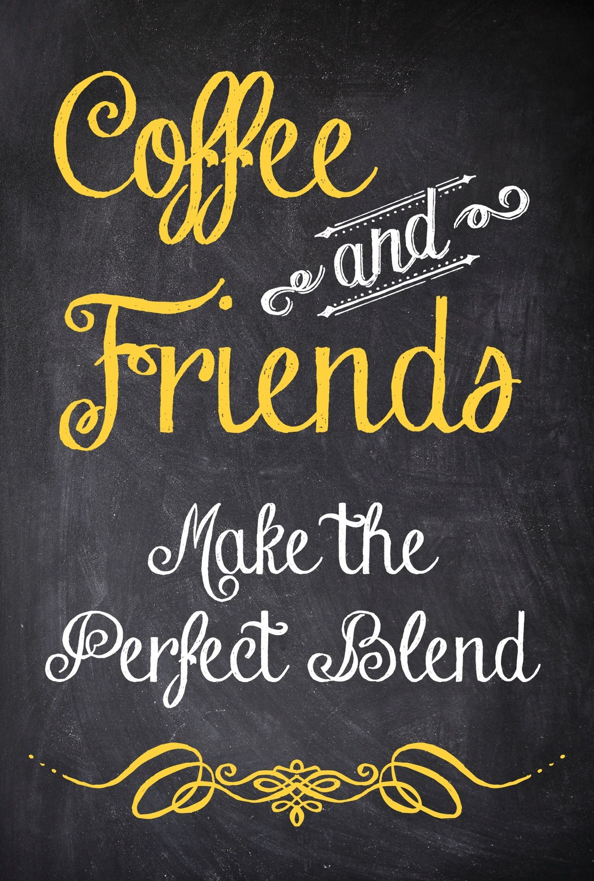 Good Coffee Good Friends And A Good Guitar Quotes Coffee Quotes