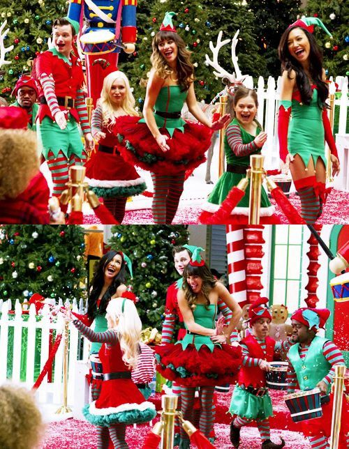 previously unaired christmas - Glee Previously Unaired Christmas