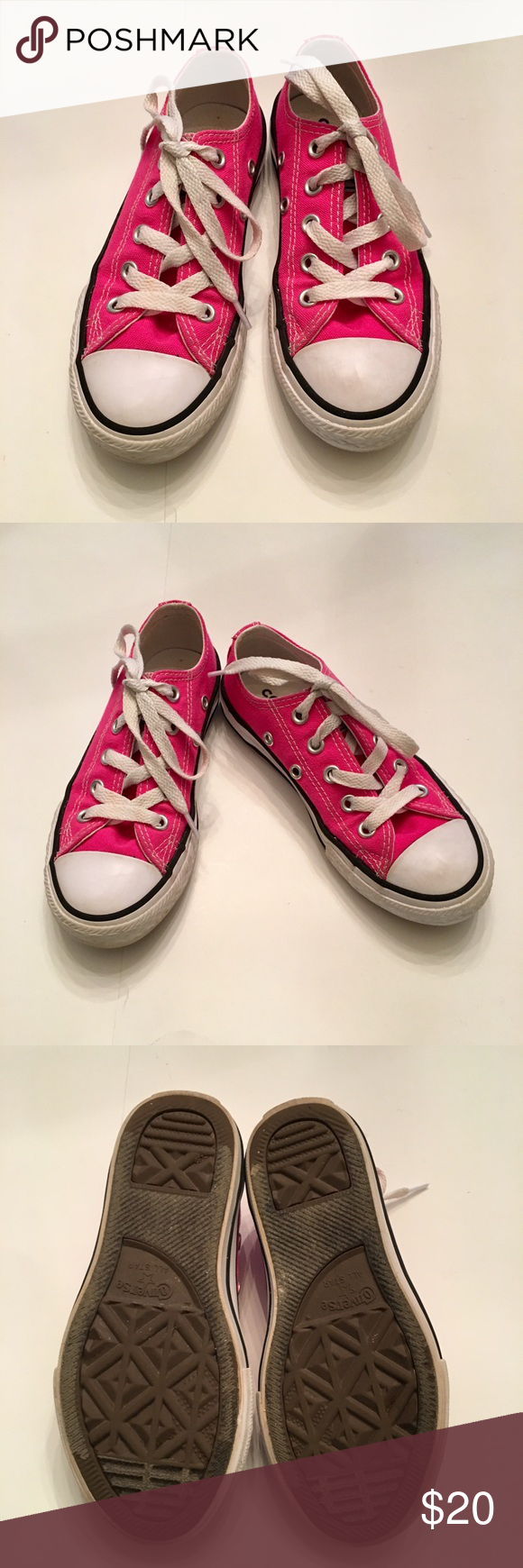 b1539f777706 Converse sneakers Darling Converse sneakers. They are in good condition.  The sneakers are a