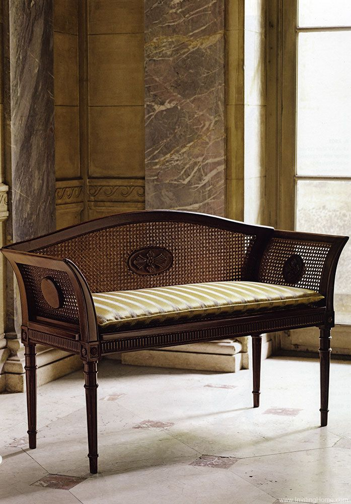 Benches Accent Benches And Settees Quality Accent Furniture Furniture Design Chair Furniture Wicker Chairs