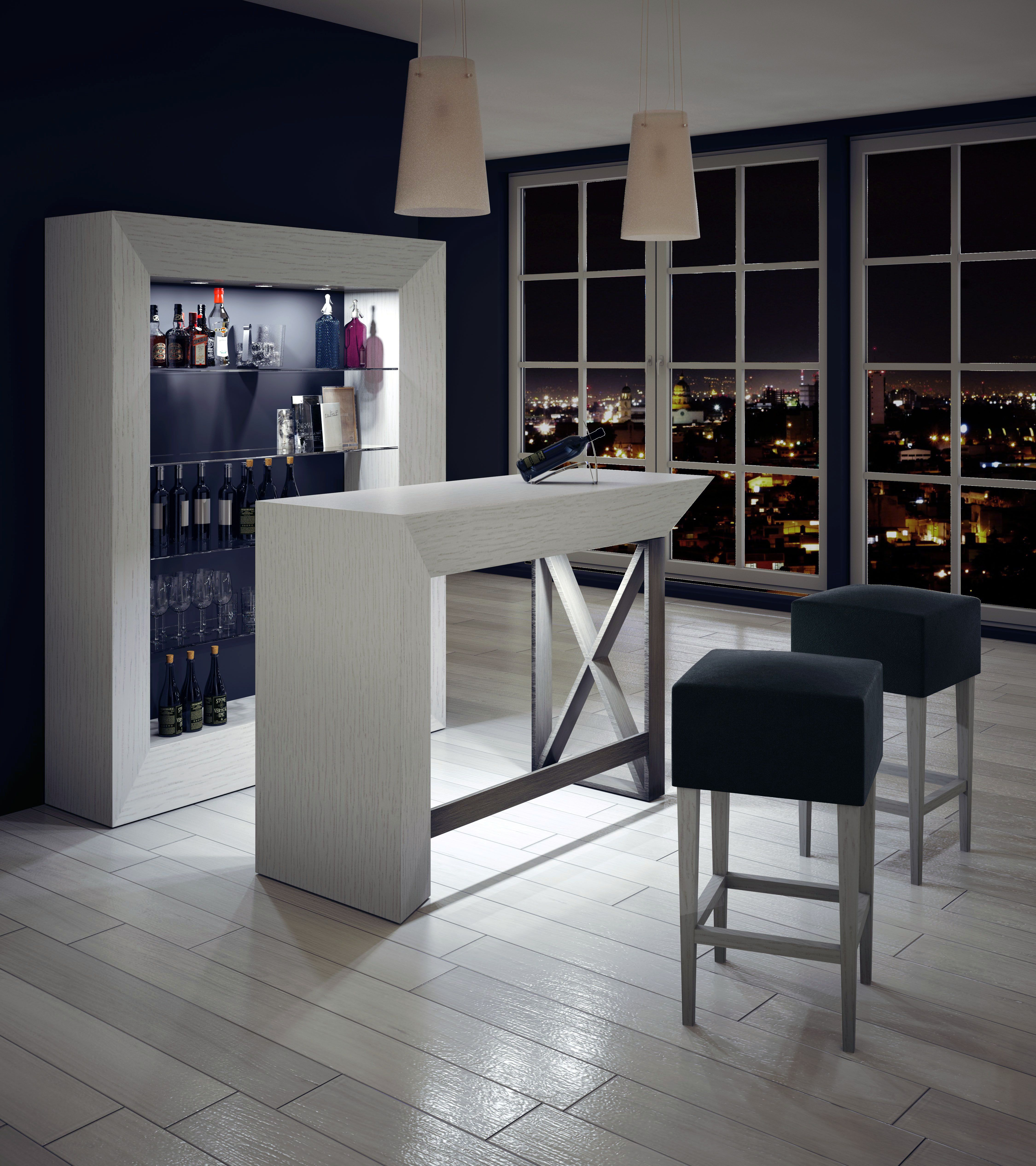 Cool And Contemporary California House Home Bar Furniture Made Easy Modern Home Bar Bars For Home Modern Home Bar Designs