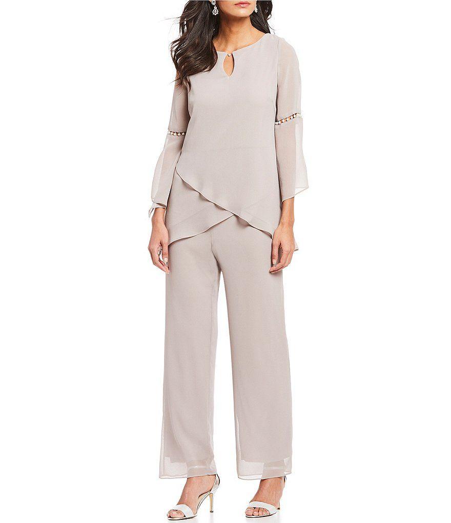 Dillards Dressy Pant Suits Plus Size - Ficts