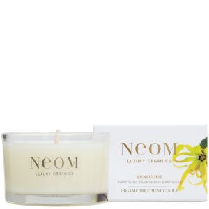 NEOM candles for 20% off. Use code TINSEL20 for the first 200 customers