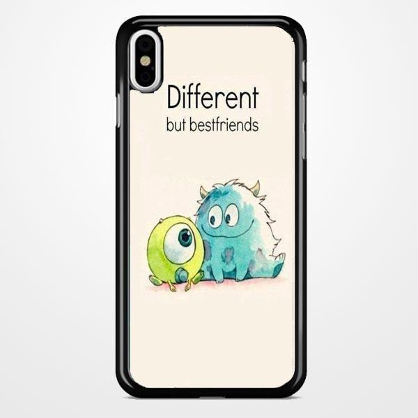 newest e2a91 e4486 Monster Inc Best Friends iPhone X Case in 2019 | Bff | Cute iphone 6 ...