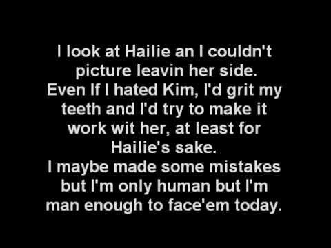 Cleaning Out My Closet Eminem Eminem lyrics, Eminem, Lyrics