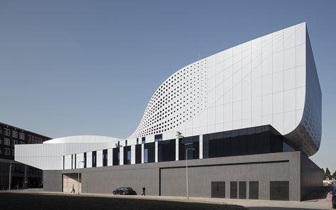 Theatre de Stoep, Spijkenisse, 2014 UNStudio