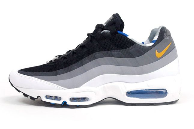 the best attitude 015d9 408fe ... Nike - Air Max 95 No-Sew London City.