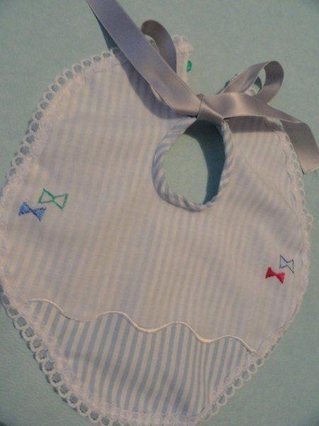 Für Babys - Lätzchen - ein Designerstück von kleinerSonnenstrahl bei DaWanda