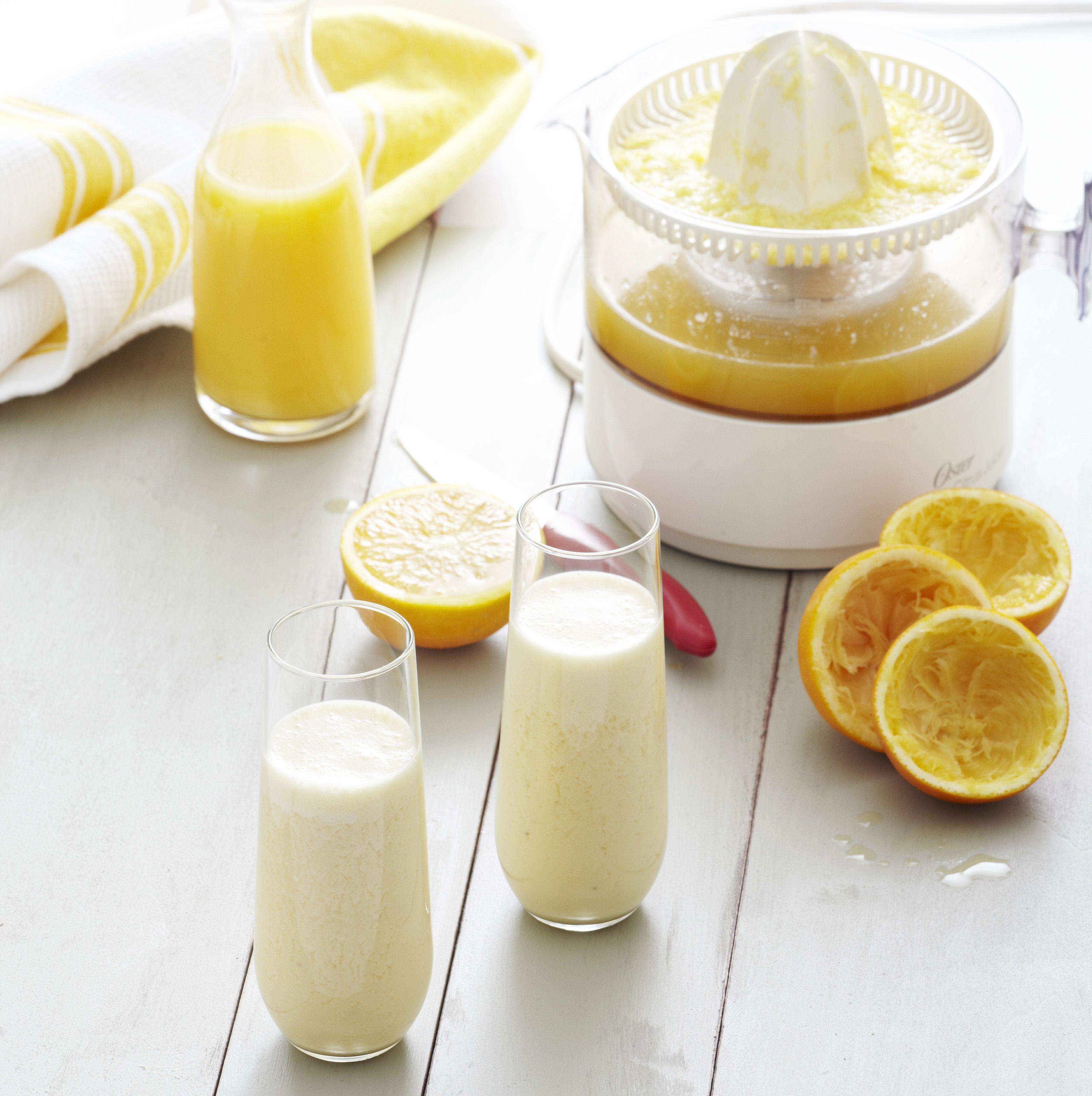 Orange Vanilla Bliss Recipe Marthastewart Smoothie
