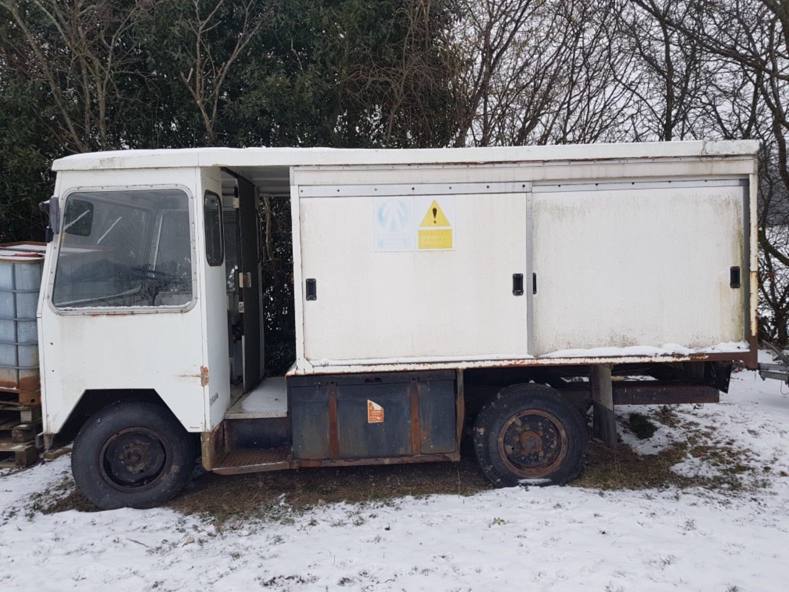 eBay: Electric milk float #classiccars #cars | UK Classic Cars ...