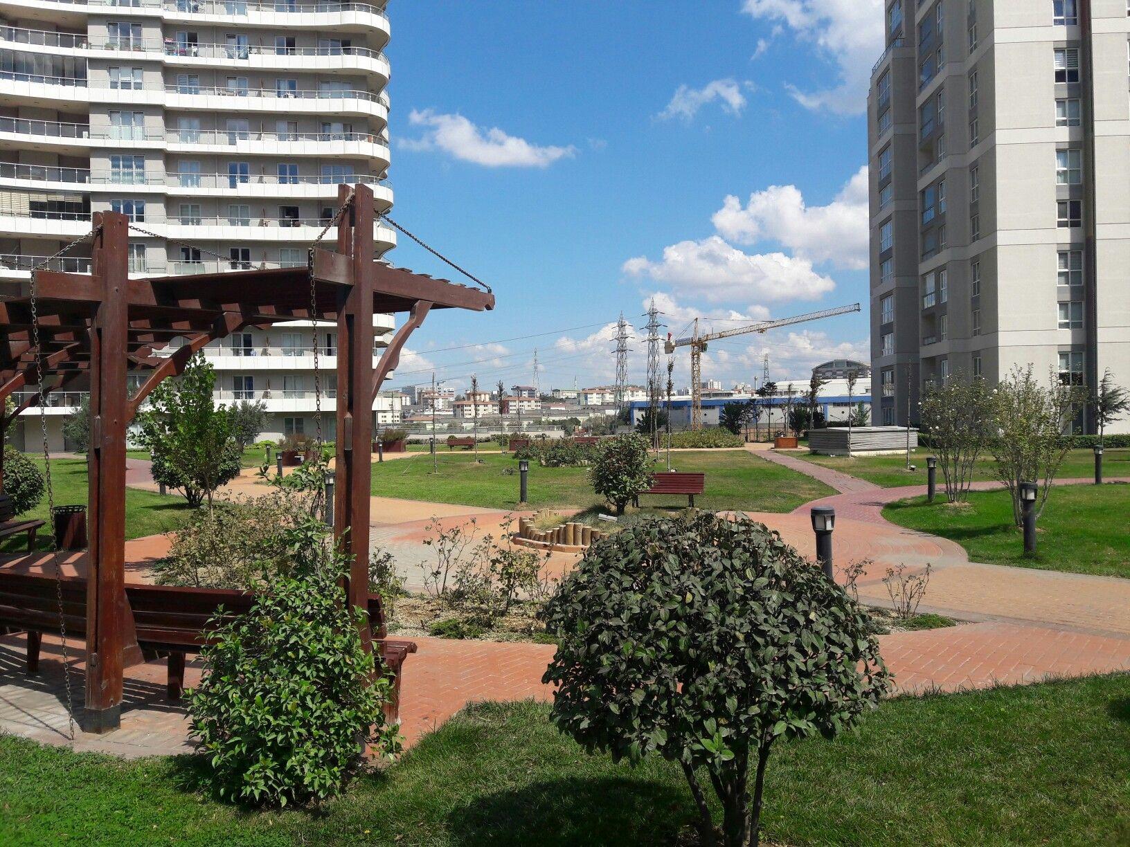 Ayaoğlu sitesı Outdoor structures, Garden arch, Outdoor