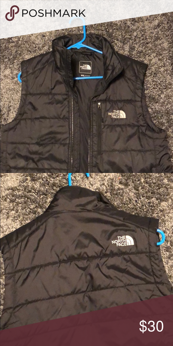 eeb79745e Men's North face vest Size small. No rips stains or tears. Lightly ...
