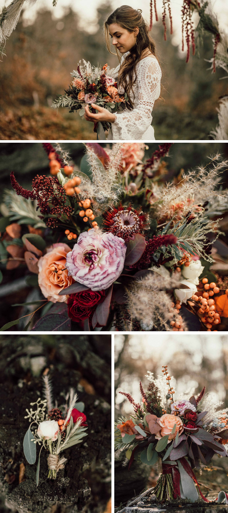 Photo of Boho wedding: 40 inspirations to fall in love with