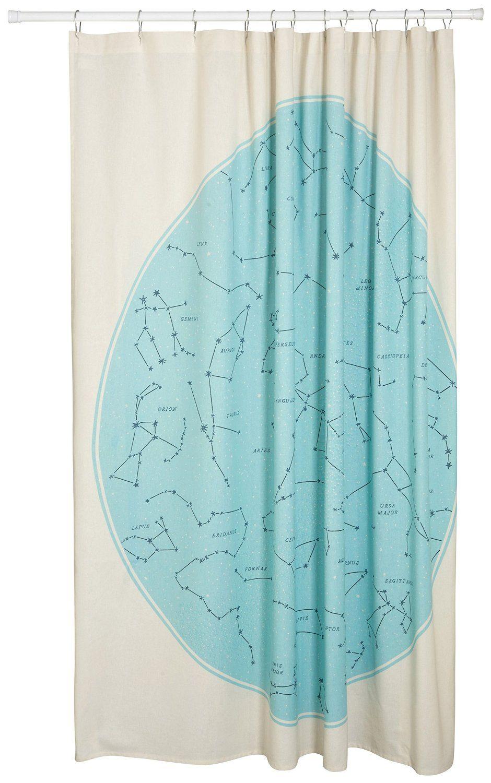 Danica Studio Shower Curtain Odyssey Anchor