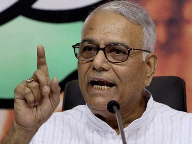 पूर्व वित्त मंत्री यशवंत सिन्हा का कहना है कि भारत में व्यापार की पुरानी और लंबी परंपरा