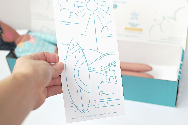 Happy With Our Vistaprint Vista Print Rack Card