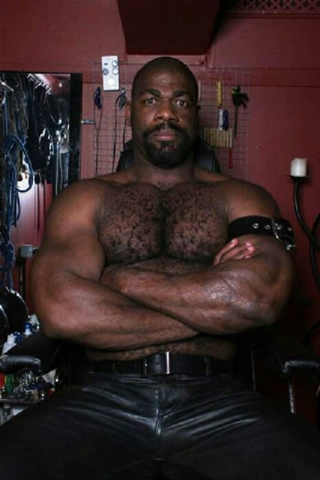 from Marc bear leather gay pictures