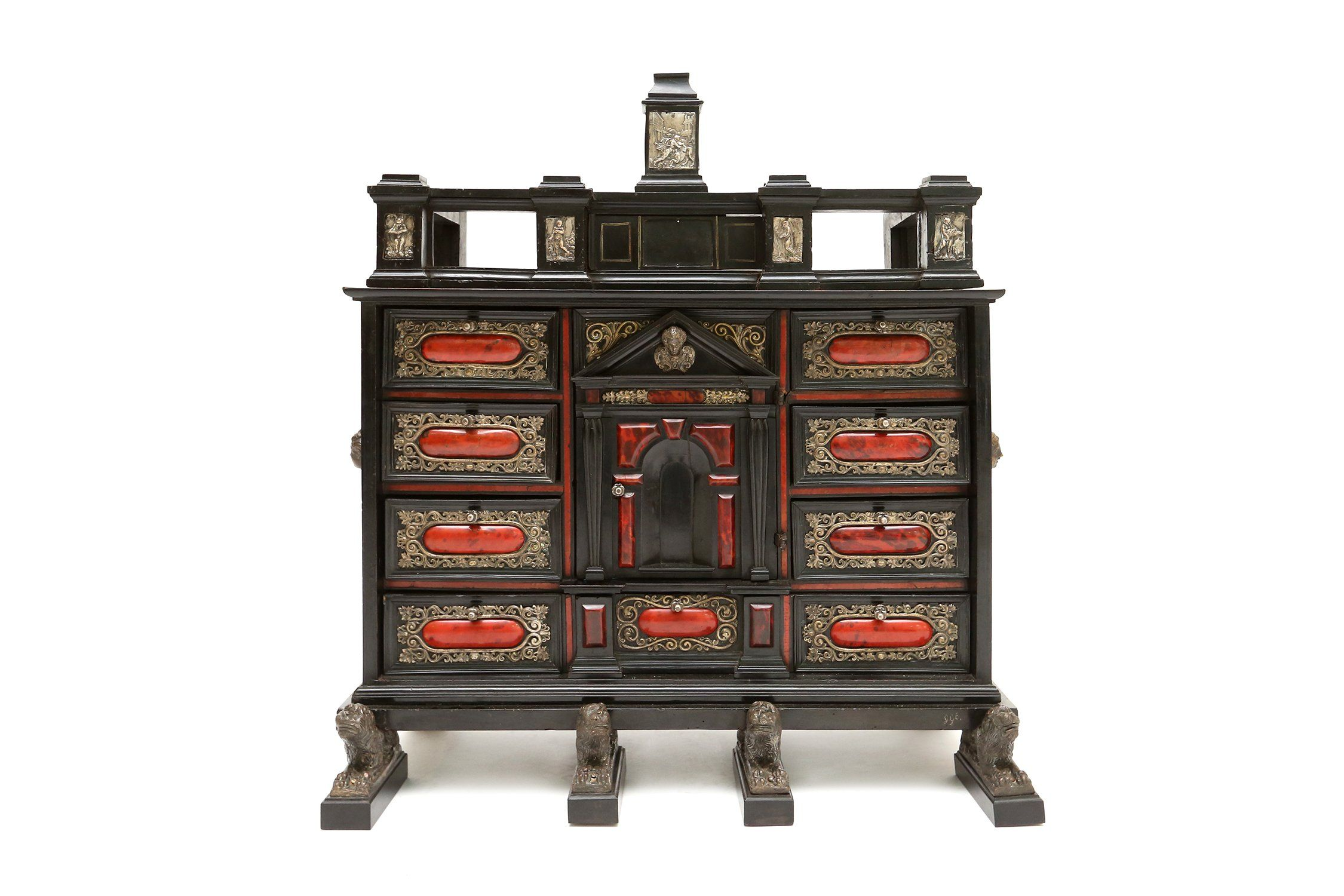 Cabinet XVIII° secolo
