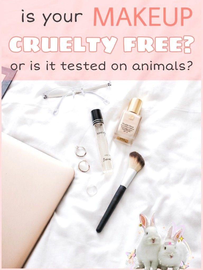 How To Identify Cruelty Free Cosmetics Easy Guide Cruelty Free Guide Cruelty Free Cosmetics Cruelty Free Cruelty Free Brands
