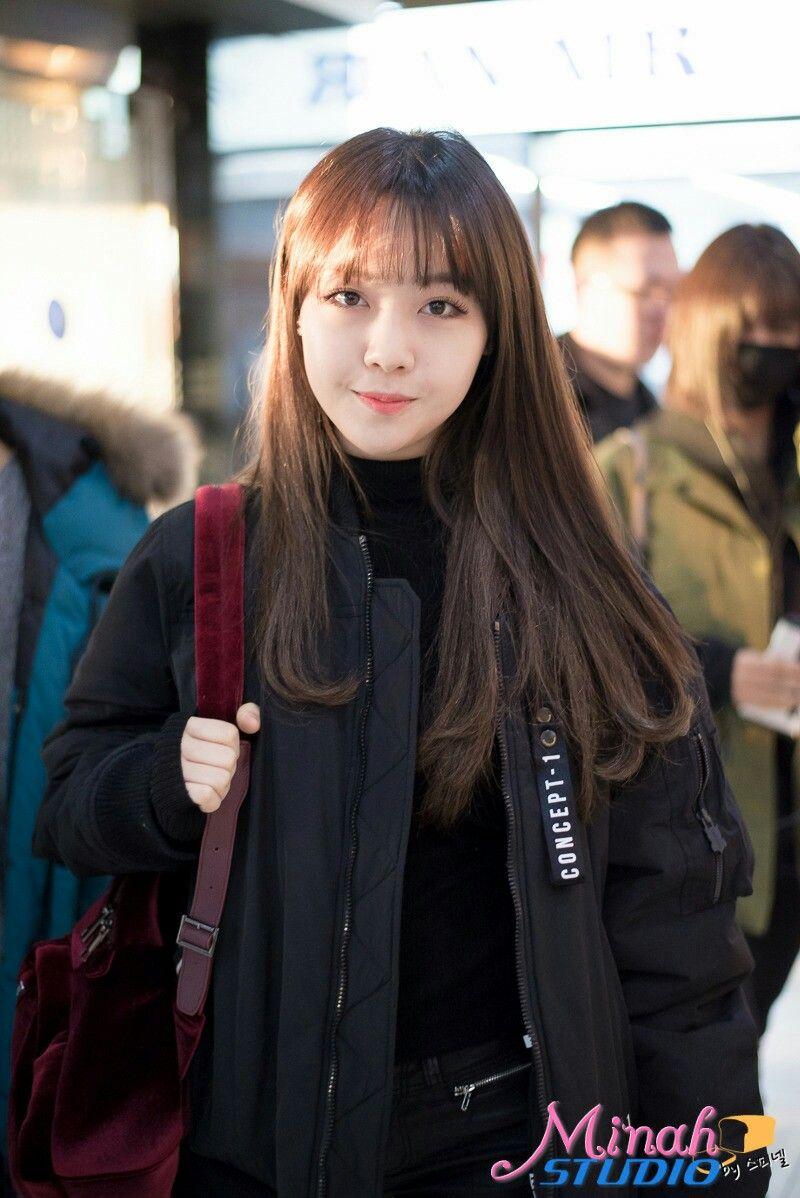 Pin en Bang Min Ah (GIRLS DAY)
