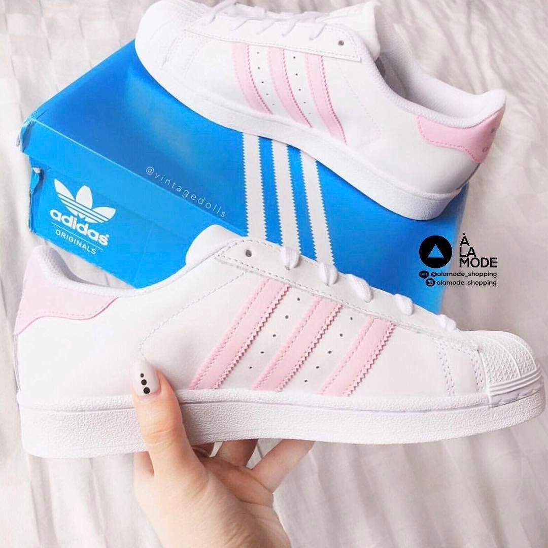 Gato de salto Rey Lear Mala fe  SALE !! 3,800.- Adidas Superstar Baby Pink Size EU 37 38 38.5 ฿ 3,800  Deposit 1,000 ...-#* | Sapatos, Tenis sapato, Sapato de 15anos