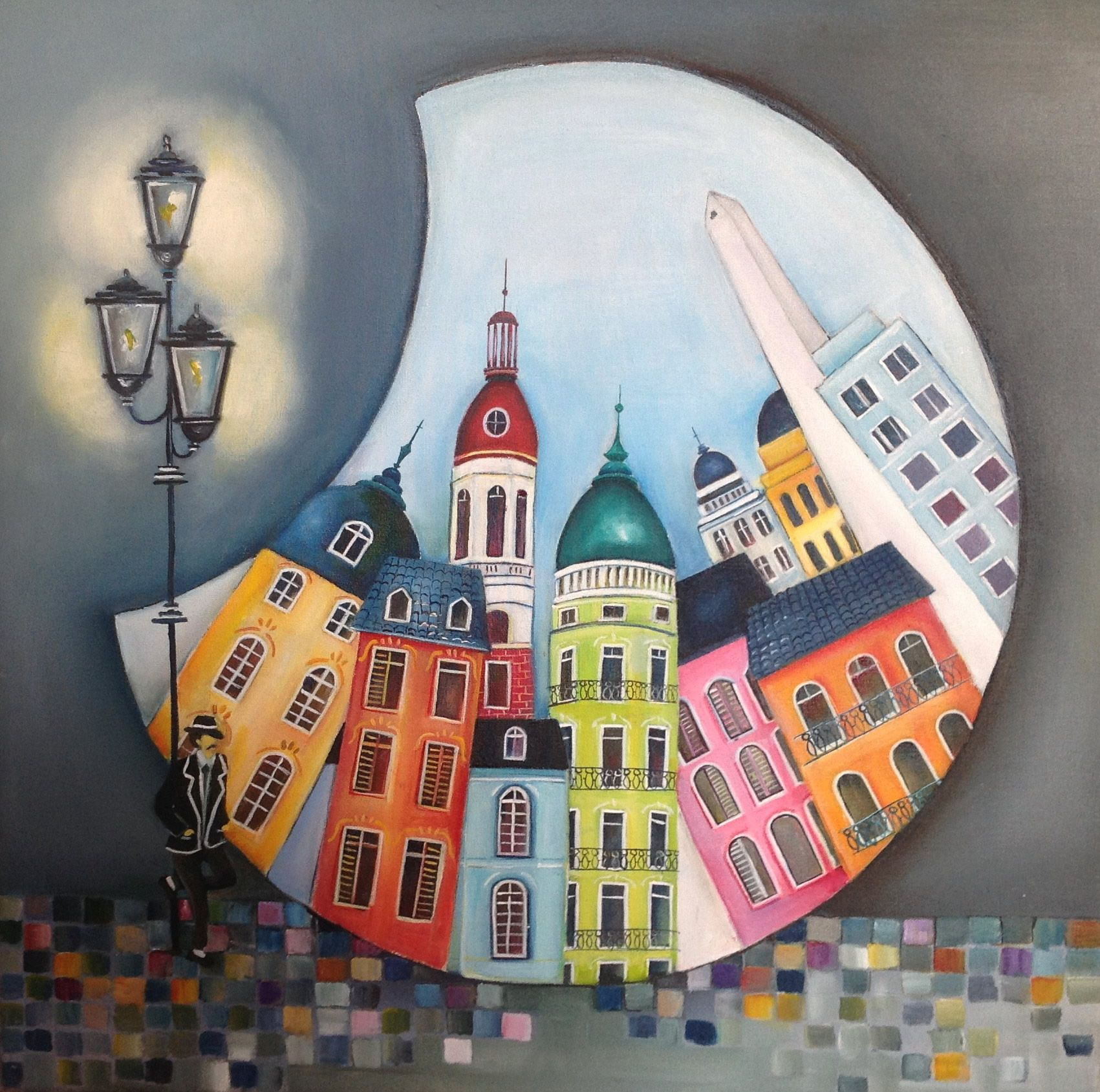 Galeria: Arte Naif De Pilar Sala Galeria Virtual