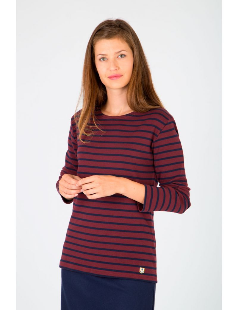 2caa227445 Breton striped shirt Héritage - thick cotton in 2019 | A/W 2018 ...