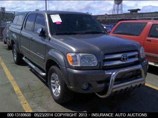 2005 Toyota Tundra Www Iaai Mx 2005 Toyota Tundra Toyota Tundra