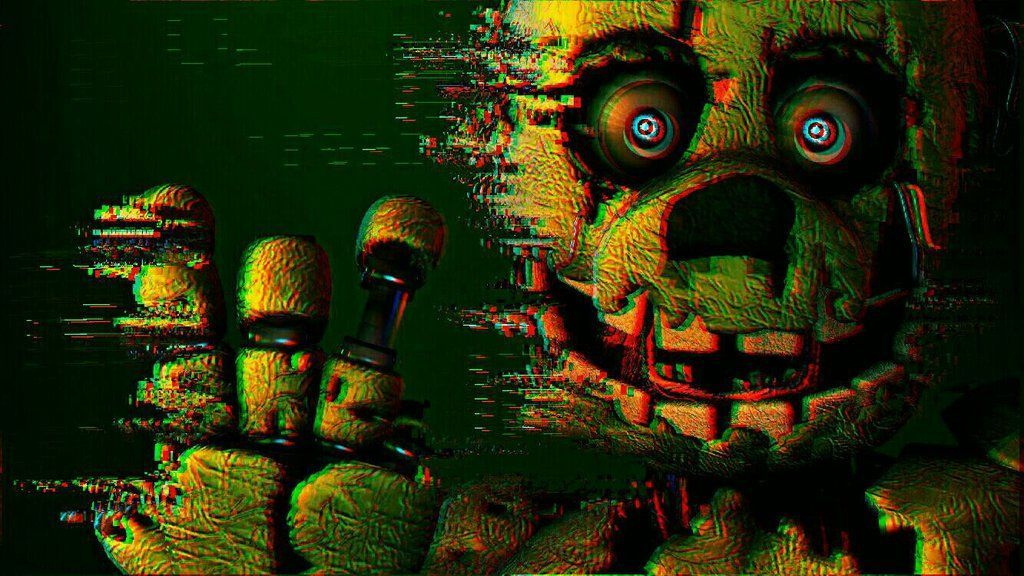 Pin by Five Nights Fan_ on Springtrap Backgrounds