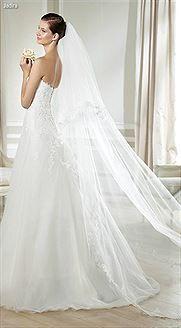 Bridal Gowns White One Jadira Bridal Gown Image 2 Svatebni Saty