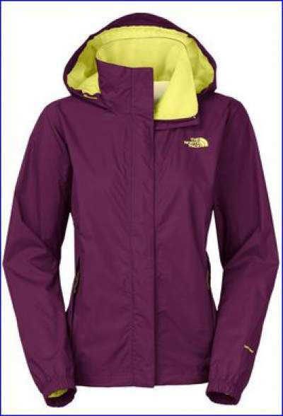 6df17a7575c6 The North face Resolve in one of many color combinations.