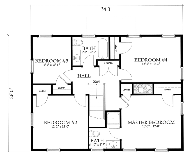 Classy Simple Floor Plans On Floor With Sybil Felton Simple Classic Collection Home Design Ideas Interio Simple Floor Plans Simple House Design Simple House