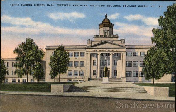 WKU - Western Kentucky University Hilltoppers - field view