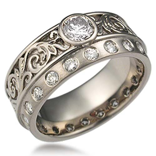 Western Style Wedding Rings   Bing Images | Accessories | Pinterest |  Westerns, Ring And Wedding