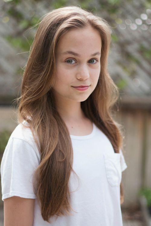 13 Year Old Toronto Actress Ella Ballentine To Play Anne Shirley