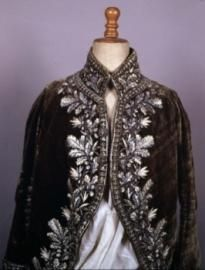 Jean-Pierre Bachasson, Comte de Montalivet, who was Napoléon's Minister of the Interior and a senior member of the Counci l of State, wore this dress coat to Napoléon's coronation. -Eye of Napoleon