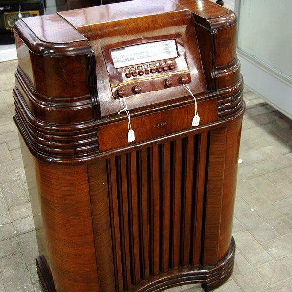 1940 S Philco Radio 450 With Images