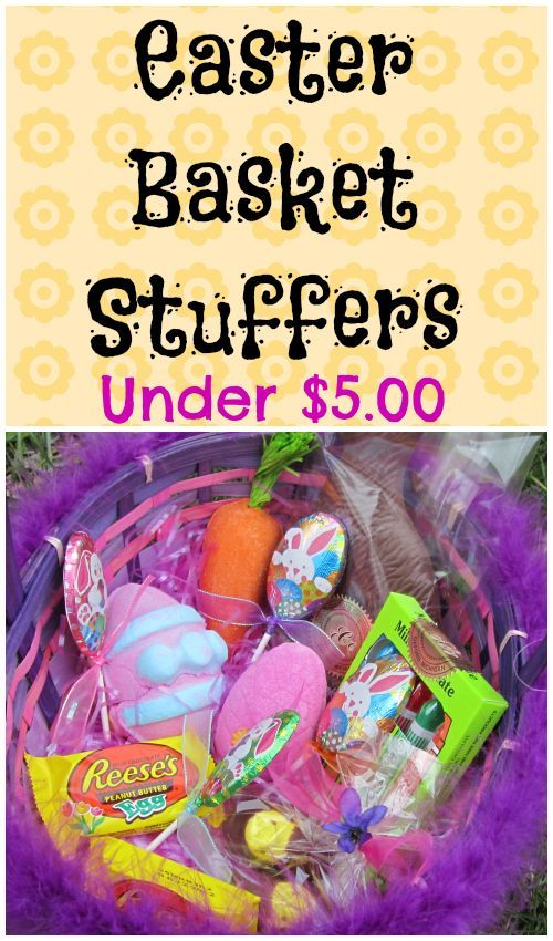 Easter basket ideas for kids under 500 gift ideas pinterest easter basket ideas for kids under 500 negle Gallery