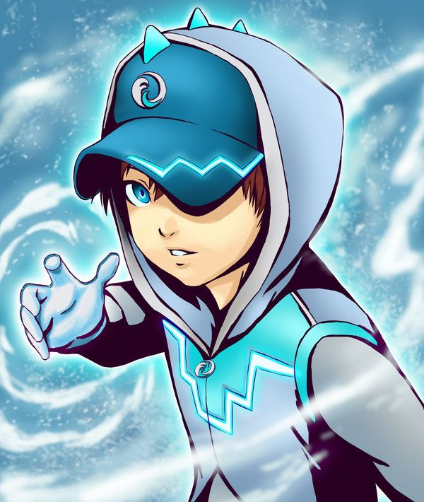 Boboiboy Ice By Shaxkdeviantartcom On At Deviantart Boboiboy