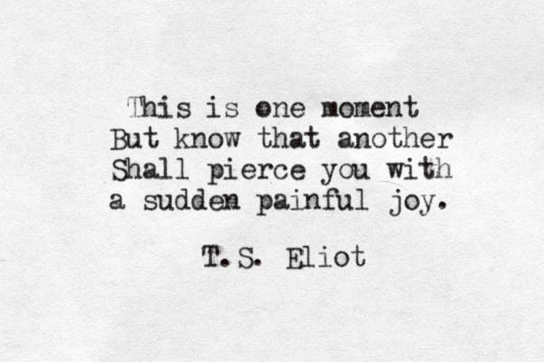 Exploration Ts Eliot Quotes Quotesgram: T.S. Eliot • Murder In The Cathedral
