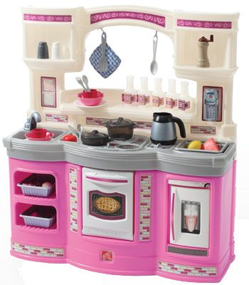 Step2 Prepare And Share Kitchen Set Pink Step2 Toys R Us