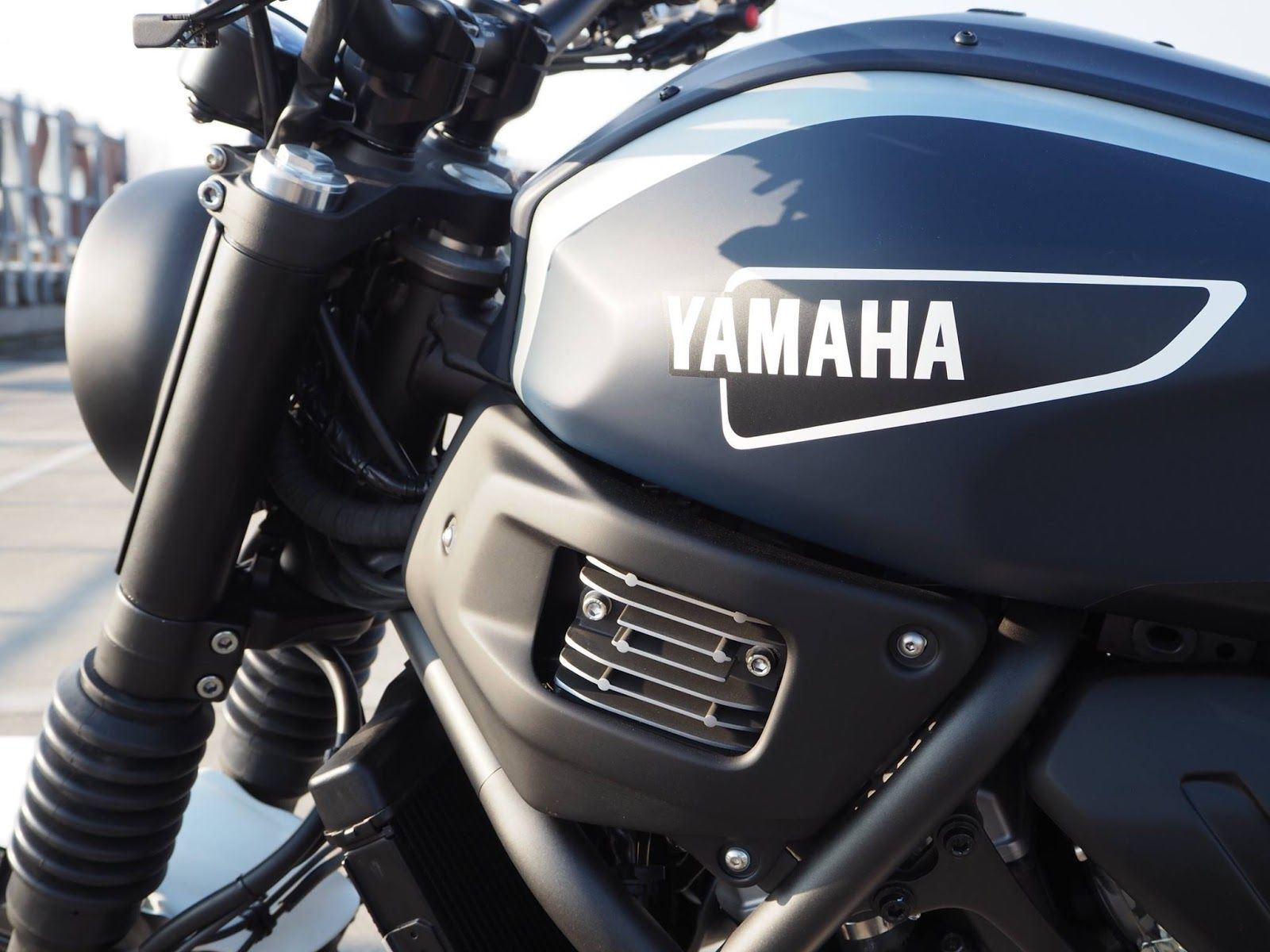 Yamaha XSR700 Super 7 Scrambler By JVB Moto
