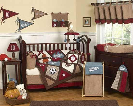 All Star Sports Crib Bedding From Sweet Jojo Designs At Ababy We Offer For Your Baby Great Prices