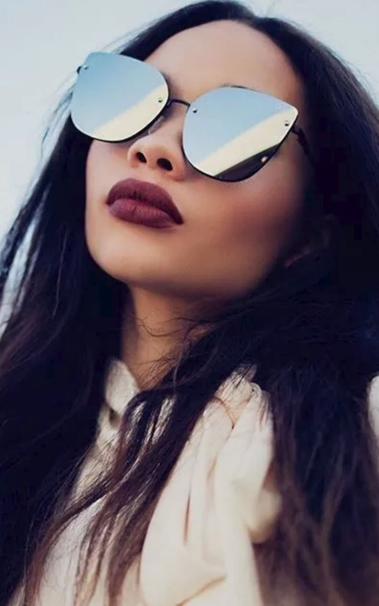 0abc286d73 Show off that glam girl in the Lexi Sunglasses from Quay Australia ...