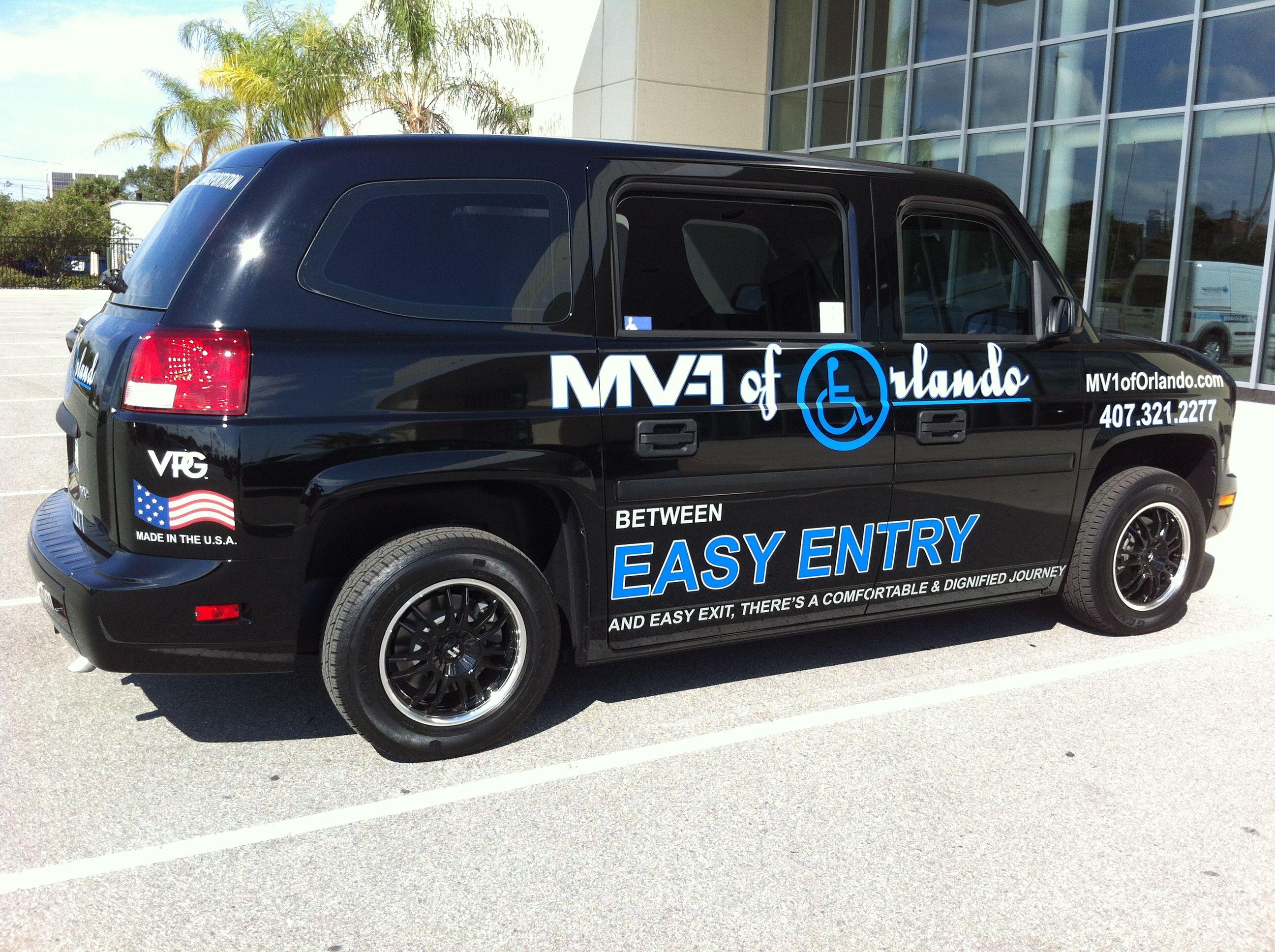 Mv 1 For Sale >> Mv 1 Nmeda Mv 1 Of Orlando Vpgmv1 Mv1 Mobilityvehicle