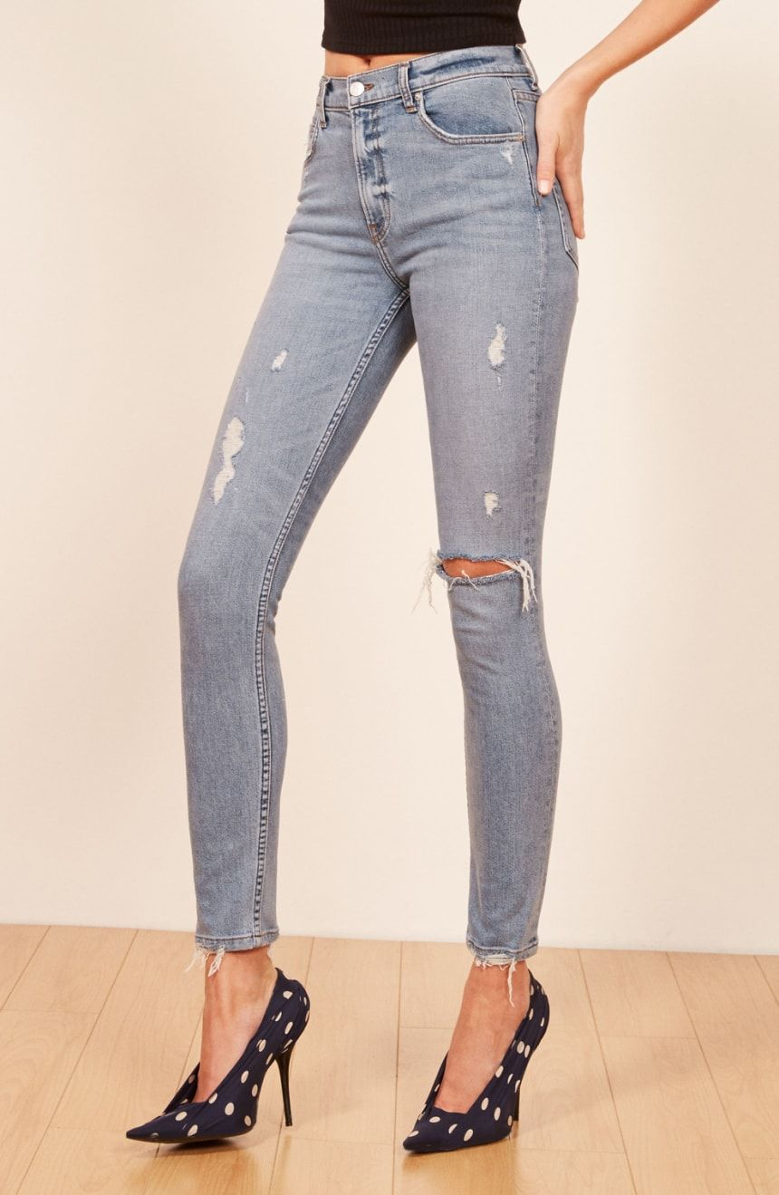 22bae7ea3a1f08 Reformation High & Skinny Jeans | Nordstrom | Falling'19 | Jeans ...