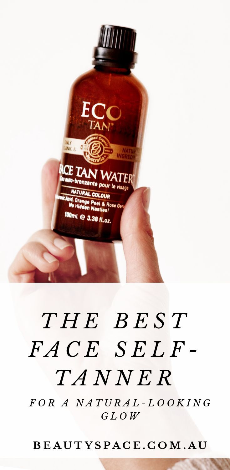 Best face selftanner review for a natural looking glow